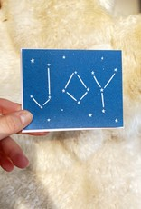 Greeting Card - Joy in the Stars
