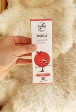 Zia Pia Darino Organic Chocolate with Mandarin