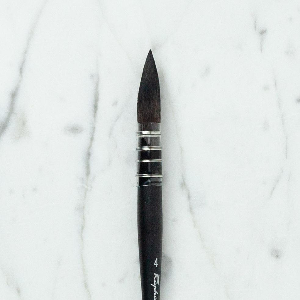 SoftAqua Quill Paintbrush - Size 04