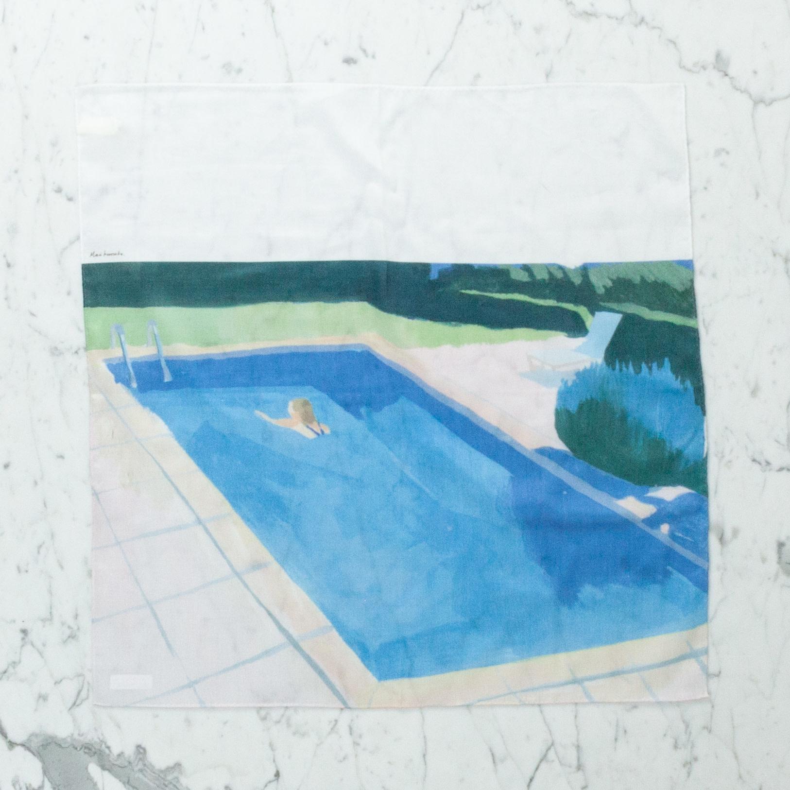 Handkerchief: Pool
