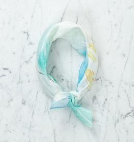 Handkerchief: Swan