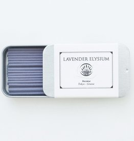 Lavender Elysium Incense Tin