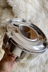 """Stainless Steel Airtight Storage Container - 7"""""""