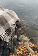 The Tartan Blanket Co Recycled Wool Blanket - Jacob Tartan
