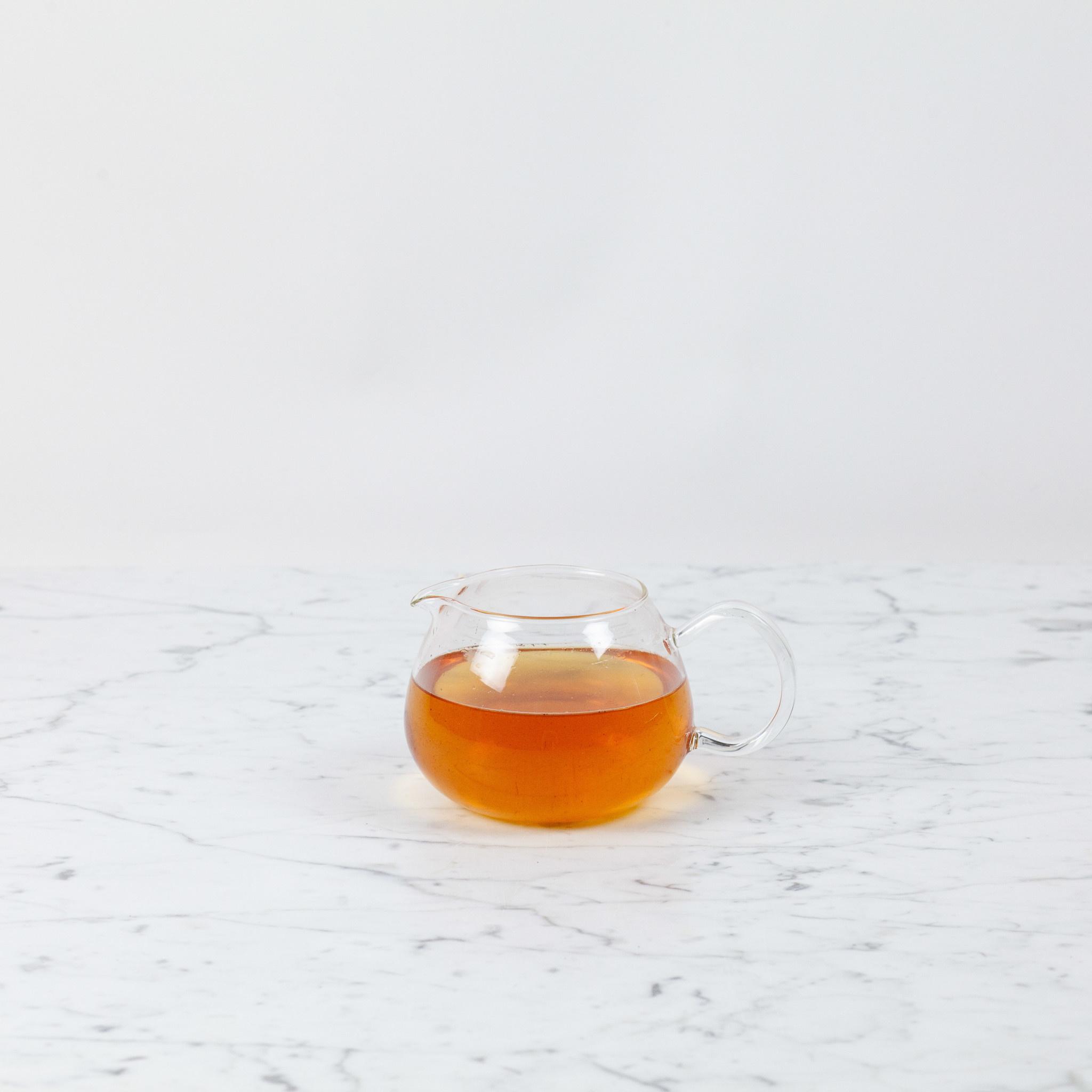 Round Glass Pitcher - .5 Liter