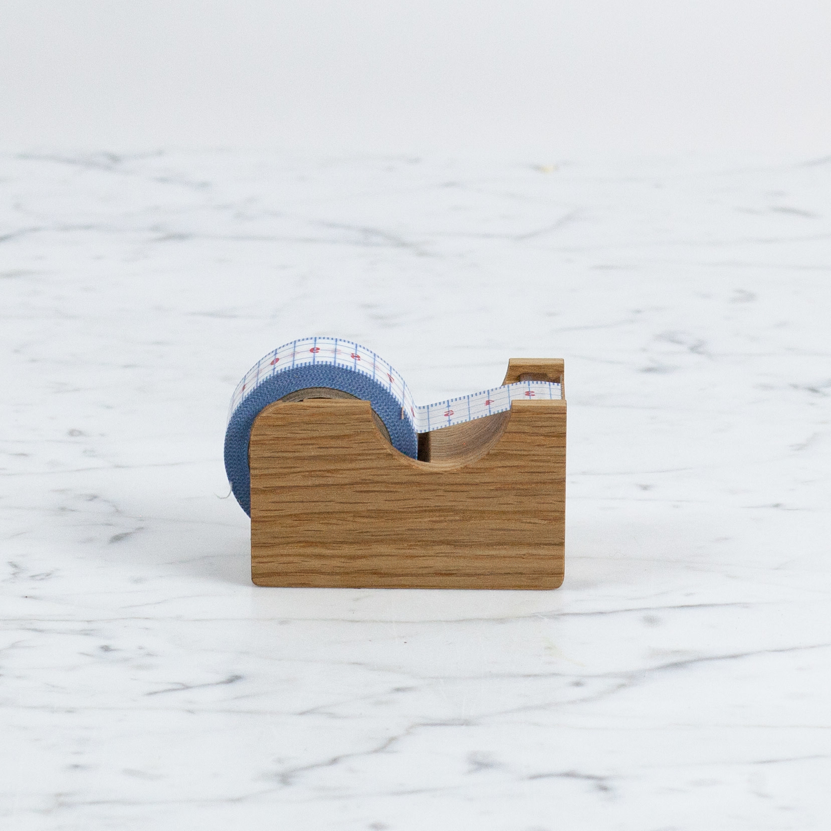 Japanese Oak Tape Dispenser - Small - Natural