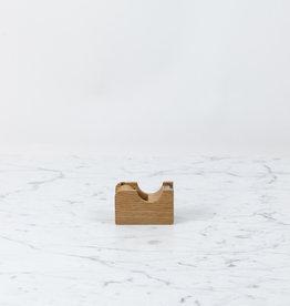 Japanese Oak Tape Dispenser - Small - Natural