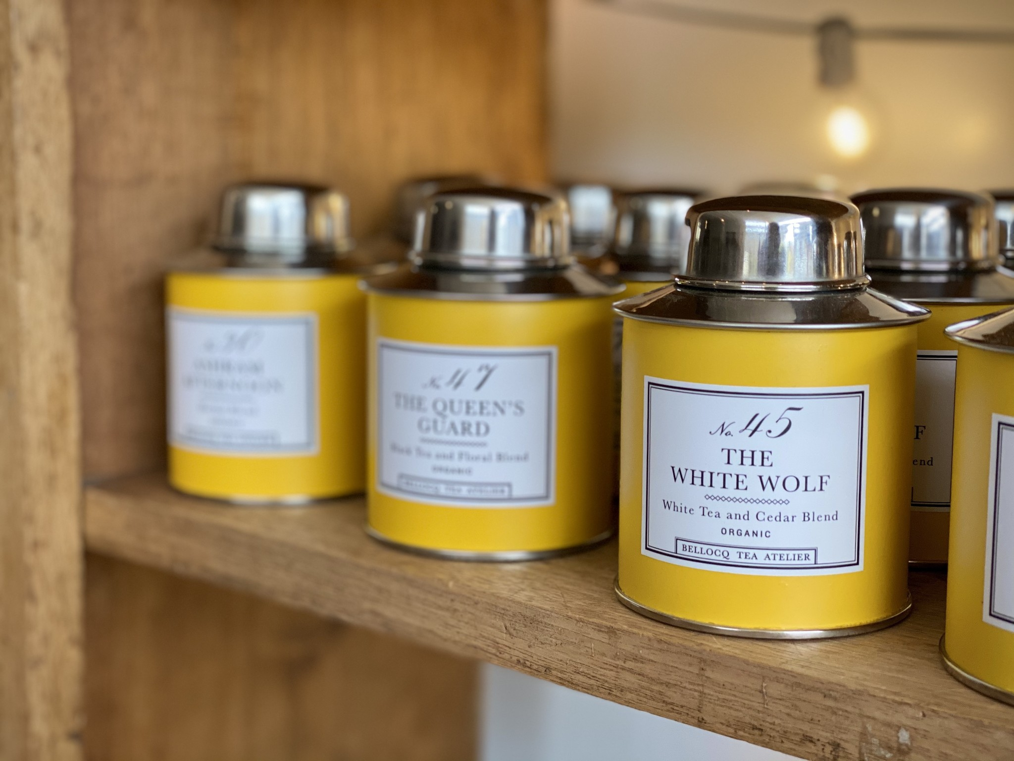 Just Delivered: Bellocq Teas