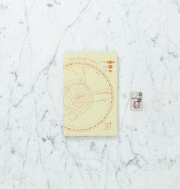 Blackbird Letterpress Letterpress Solar System Notebook