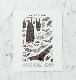 "Kelzuki Chiroptera Print by Kelzuki - 8 x 10"""