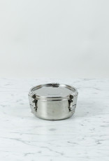 Stainless Steel Airtight Storage Container - 4""