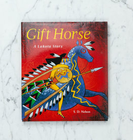 Gift Horse A Lakota Story By S. D. Nelson