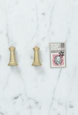 FUTAGAMI Futagami Brass Magnet Set - Chess
