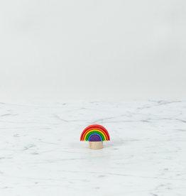 Grimm's Toys Celebration Tiny Rainbow Figure