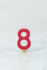 Grimm's Toys Celebration Number Eight