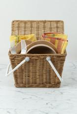 """Picnic Basket - Natural - 9 x 6"""""""