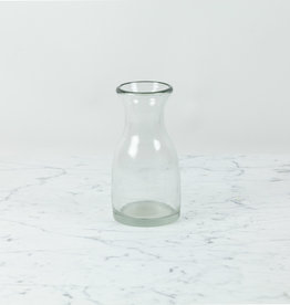 Henry Dean Glass Vase with Long Neck