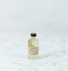 Stone Hollow Farmstead Rose Geranium Syrup