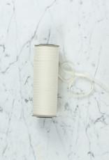 "Natural Cotton Ribbon Sold Per Yard - 1/4"" Wide"