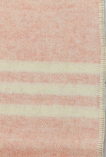 "MacAusland MacAusland Wool Lap Blanket - Pink Rose Tweed - 50 x 60"""