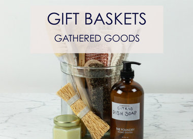 Foundry Gathered Gift Baskets
