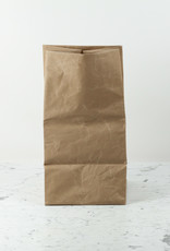 """Japanese Stitched Brown Paper Bag - Large - 11 x 11 x 22"""""""