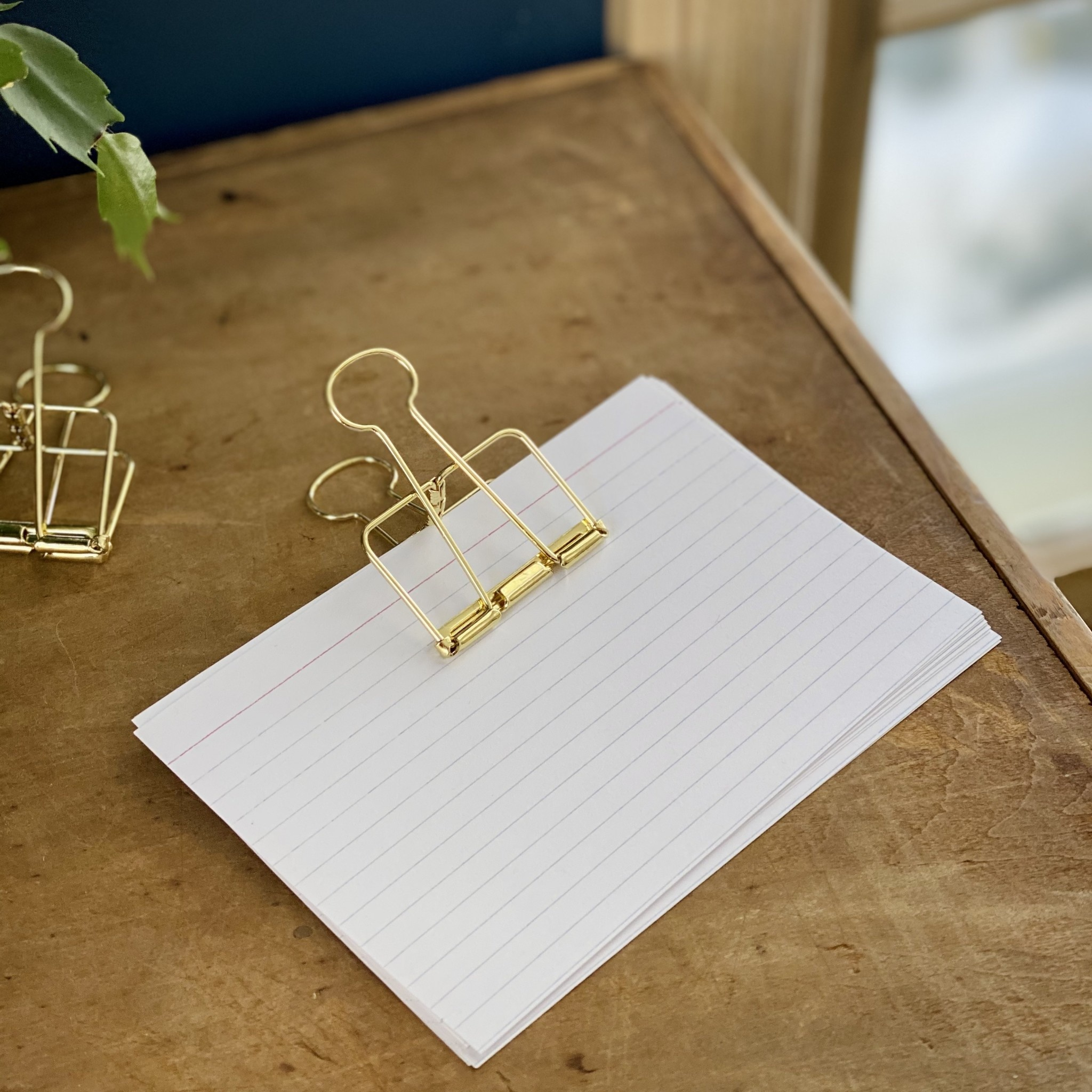Ligne Clips Gold Large - Individual
