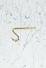 Long Brass Hook