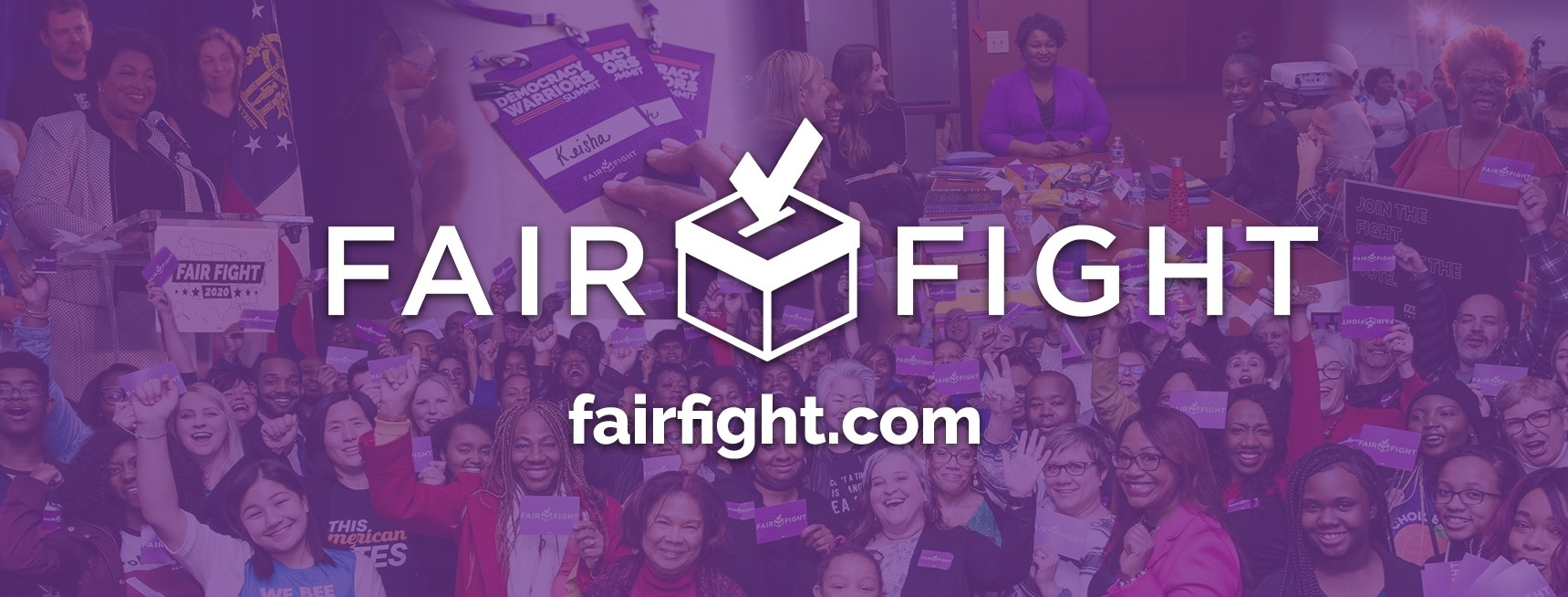 1/22/2021 Foundry Giving Friday: Fair Fight