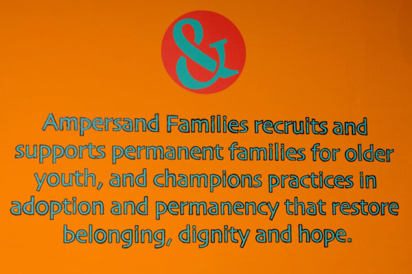 9/11/2020 Foundry Giving Friday: Ampersand Families