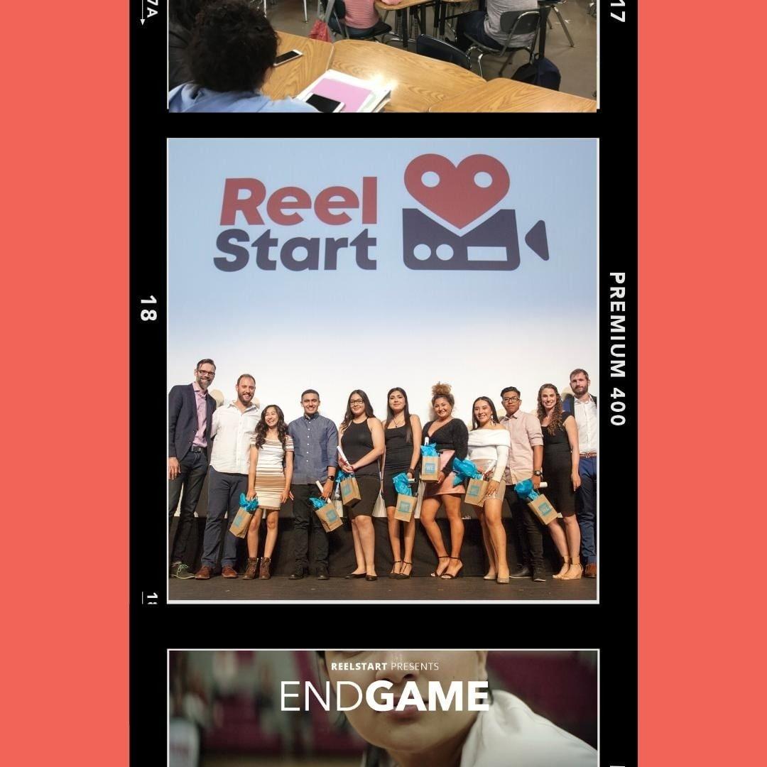 1/8/2021 Foundry Giving Friday: Reel Start