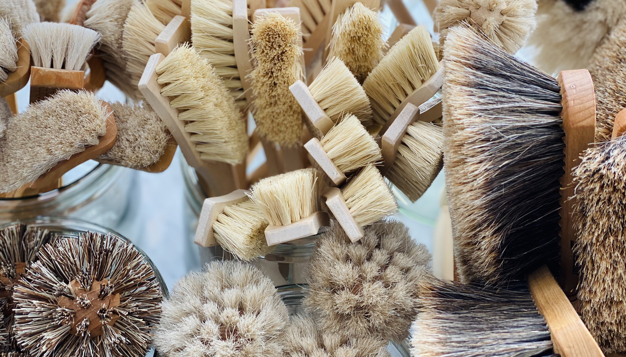 The Foundry Home Goods Brushes