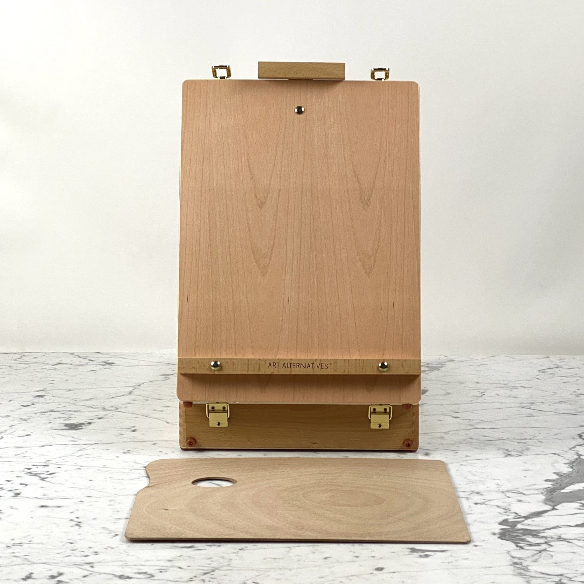 MacPherson's Wood Travel Easel - Large