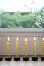 "Japanese Nanohana Paper Wick Candles - 1 hr - 4"""