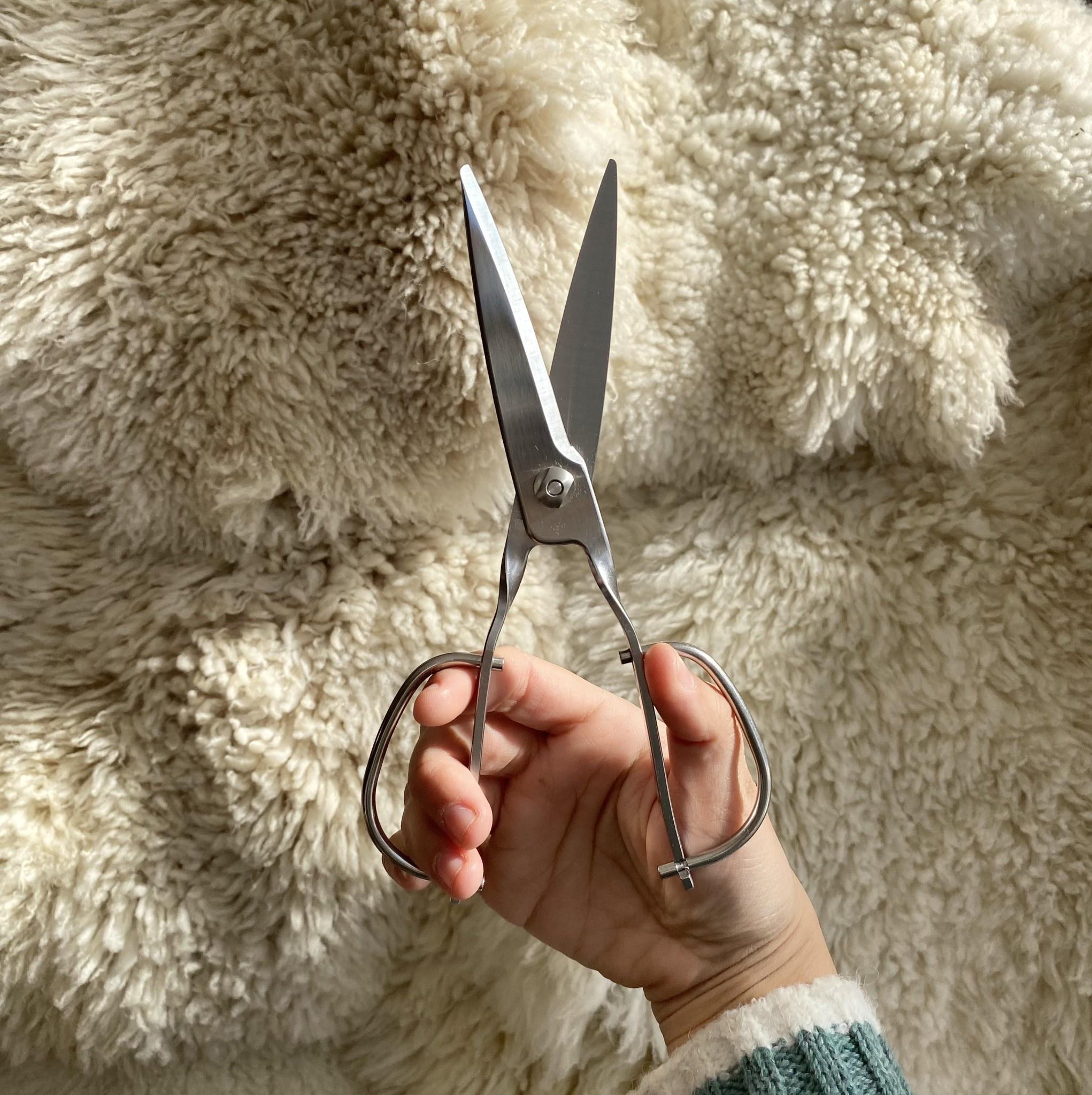 Toribe Stainless Kitchen Scissors