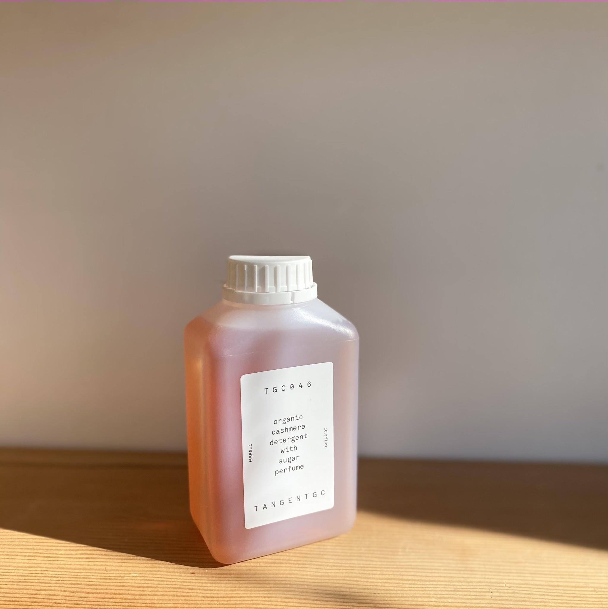 TGC Sugar Cashmere Detergent - 500 ml
