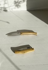 Pallares Knives Pallares Pocket Knife - Stainless Steel - Boxwood Handle - 8 cm