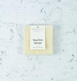 Wool Dish Sponges - Set of 2