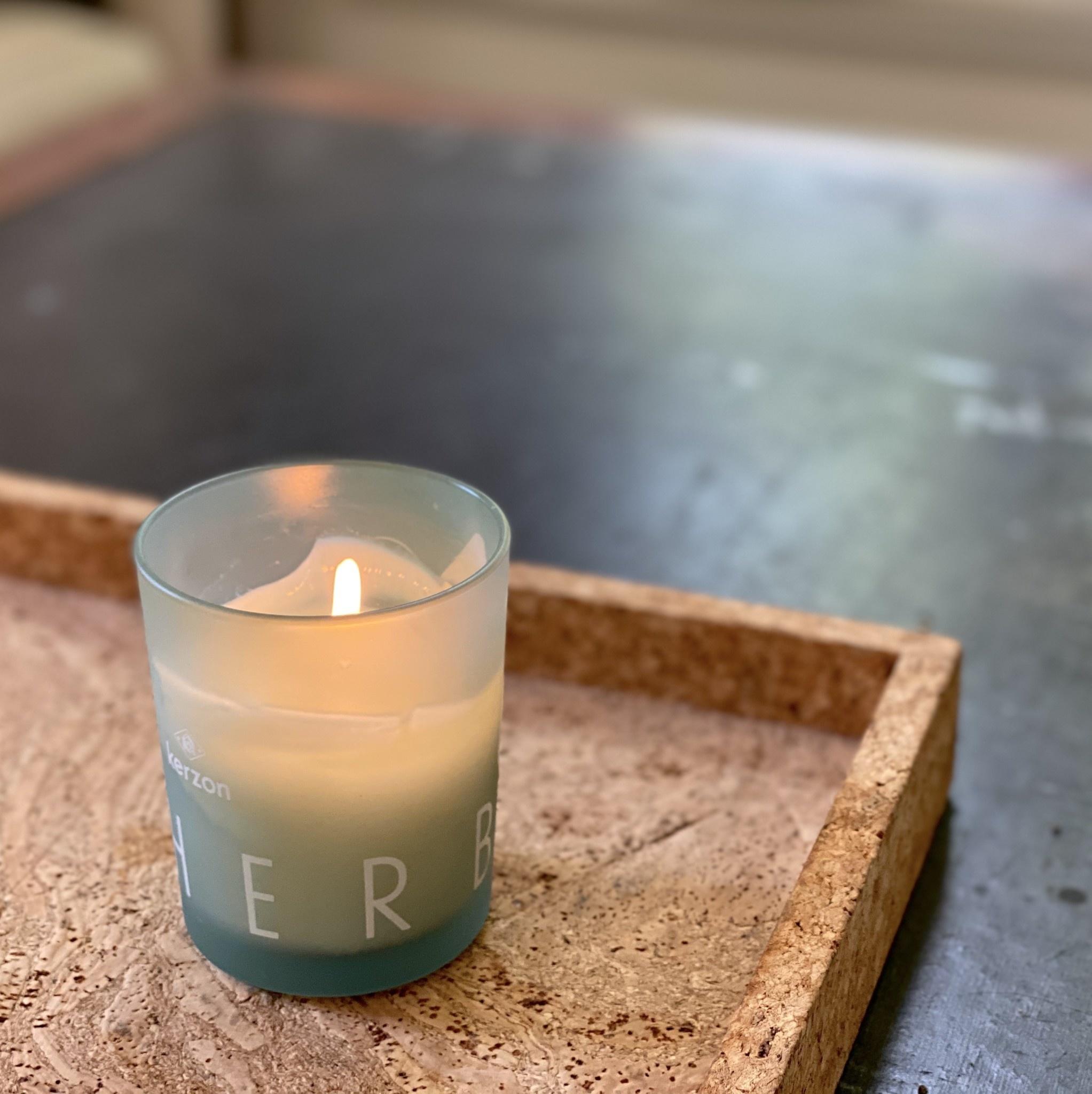Kerzon Scented Candle - Fleur d'Oranger
