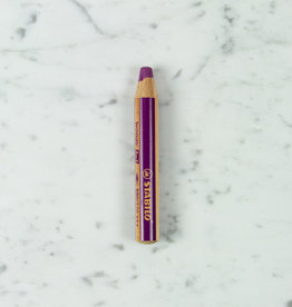MacPherson's Stabilo Woody 3 in 1 Pencil - Bright Lilac