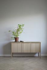 Skagerak Jut Oak Cabinet - Oak Top