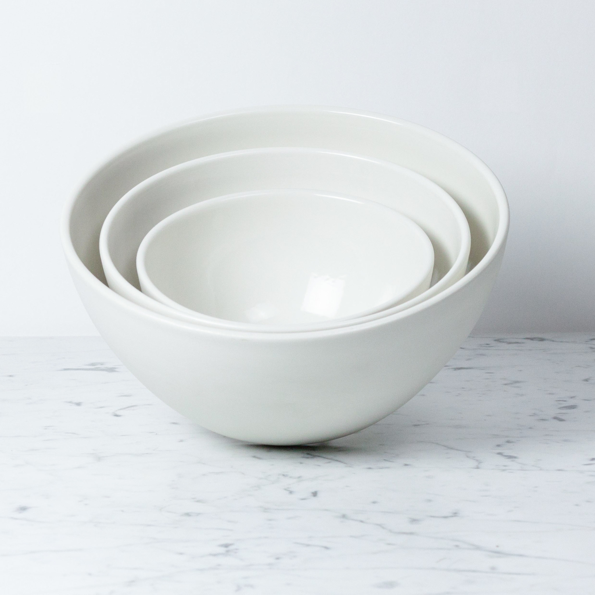 "John Julian John Julian Mixing Bowl Plain - Small - 8"""