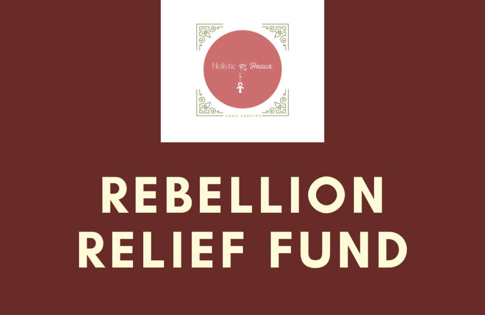 5/7/2021 Foundry Giving Friday: Rebellion Relief Fund