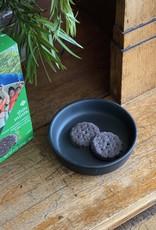 "Portuguese Barro Negro Handmade Mini Gratin - 5"""