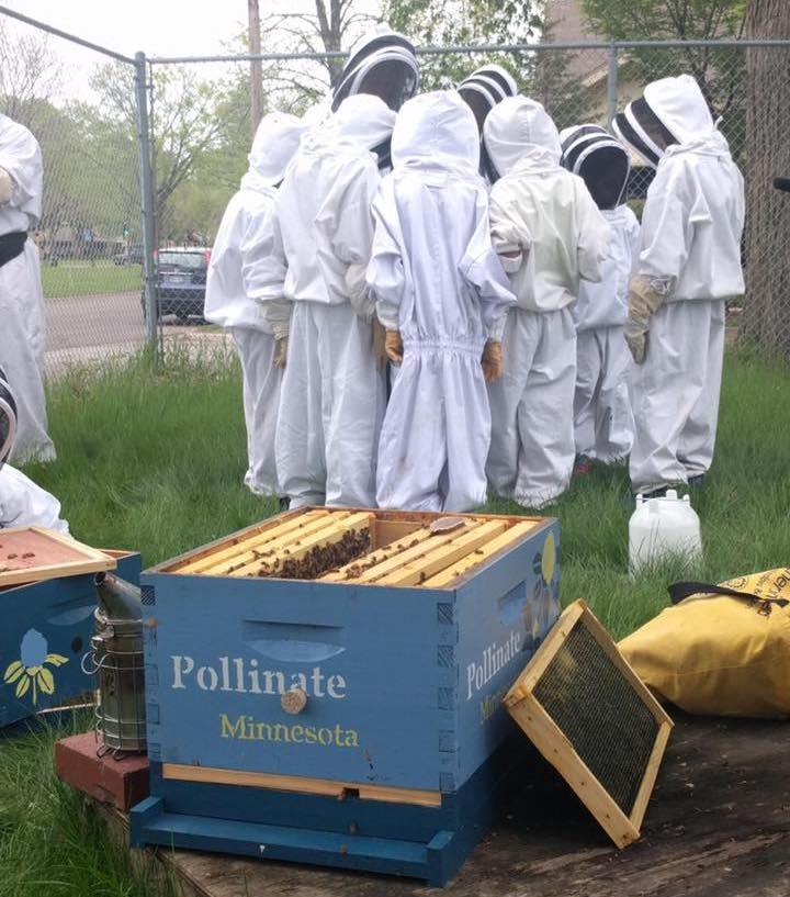 5/21/2021 Foundry Giving Friday: Pollinate Minnesota