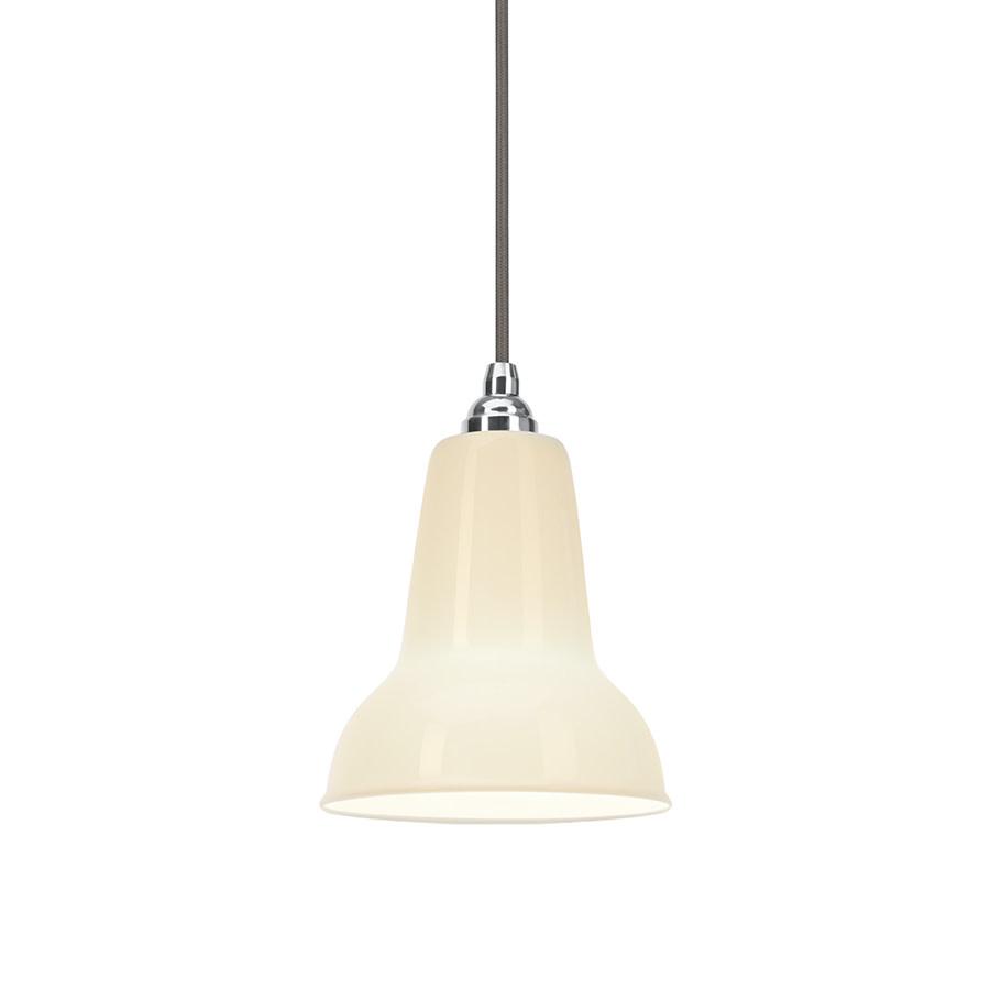 Anglepoise PREORDER Original 1227 Mini Pendant Lamp - Ceramic White Shade