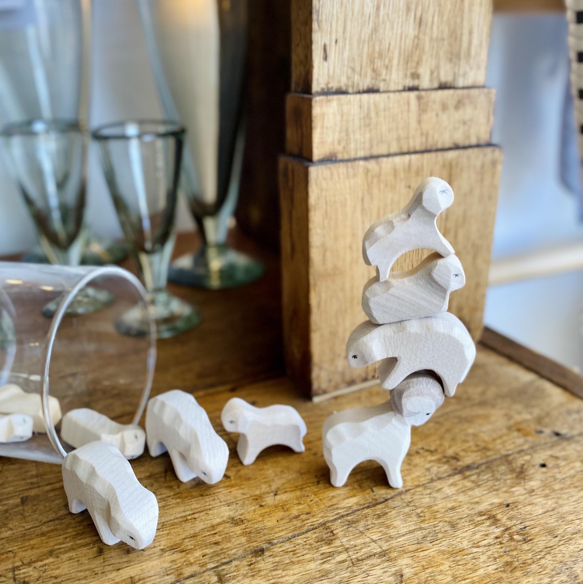 Ostheimer Toys Teeny Tiny Sheep - Individual Assorted Sheep