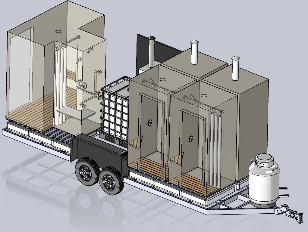 6/4/2021 Foundry Giving Friday: THE DRIP Mobile Shower Unit