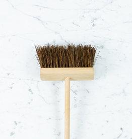"""Children's Outdoor Street Broom - Bassine Bristles - 28"""""""