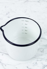 Enamel Measuring Pitcher - 1 Liter